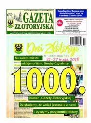 Nr 10 (1000) strona 1