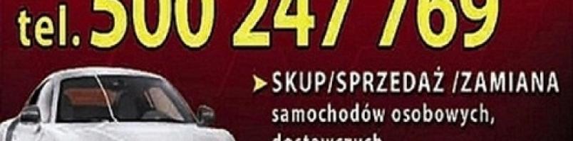 Skup aut osobowe busy do 30tys zł i Każdy Sprinter lub Kaczka PILNIE!!500247769
