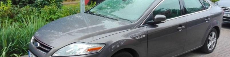 Ford Mondeo, 2013 rok, diesel 1,6 - bogate wyposażenie