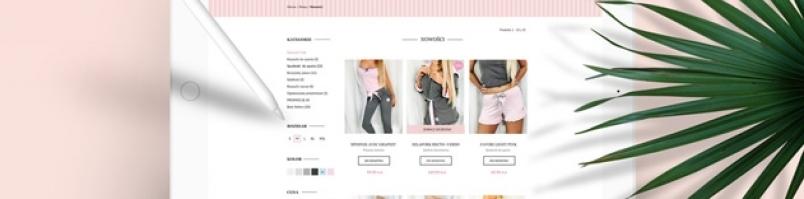 Tworzenie stron i sklepów www