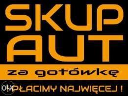 SKUP aut kazde od 2000r gotówka umowa natychmiast 500247769
