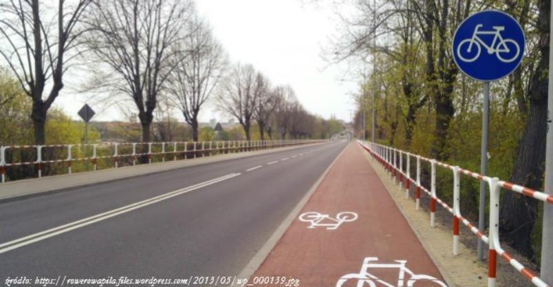 Pojedziemy przez Złotoryję drogą rowerową