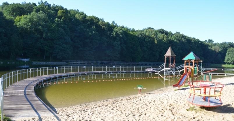Woda w zalewie zdatna do kąpieli. Ratownicy czuwają nad bezpieczeństwem