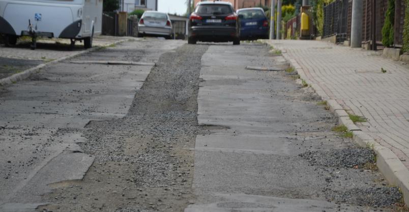 Szczęśliwa i Mieszka I dostaną nowy asfalt – prace ruszają w ciągu miesiąca