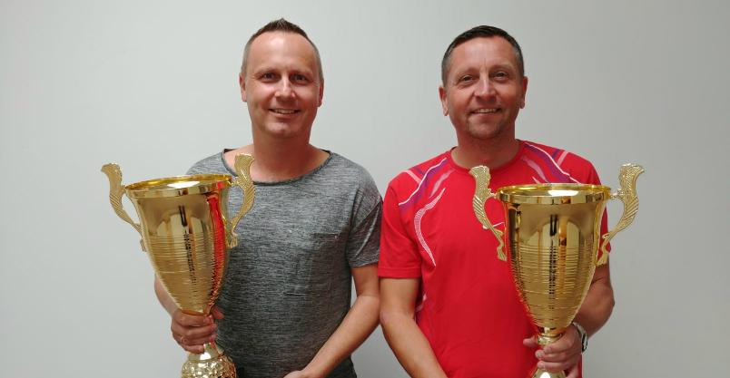 Złotoryjscy strażacy mistrzami Polski w tenisie ziemnym