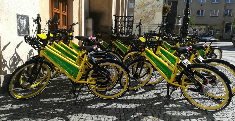Nie wiesz jak wypożyczyć rower miejski? W sobotę się nauczysz