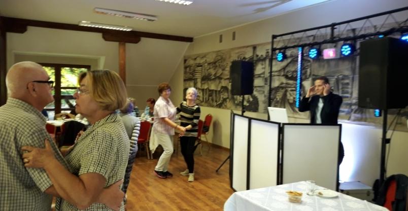 Seniorzy biesiadowali w Leszczynie