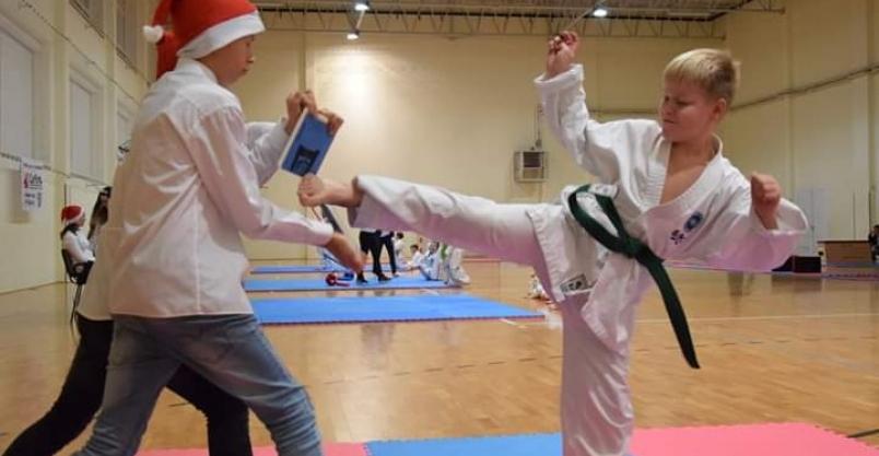 Klubowy Turniej Taekwon-do w Złotoryi