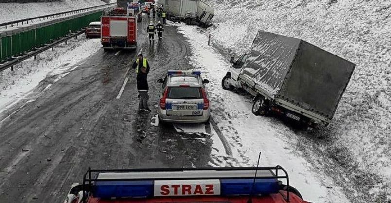 Strażacy uratowali 100 milionów złotych