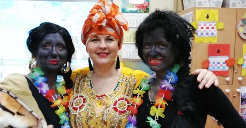 Afryka dzika w Złotoryi