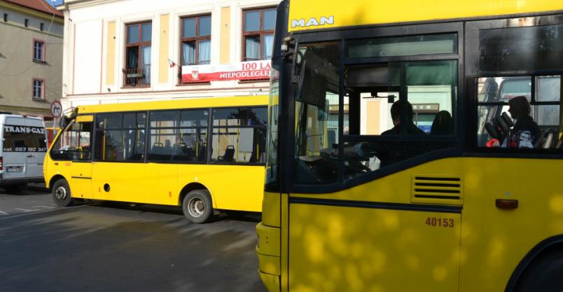 Dni Złotoryi z dodatkowymi kursami autobusów miejskich