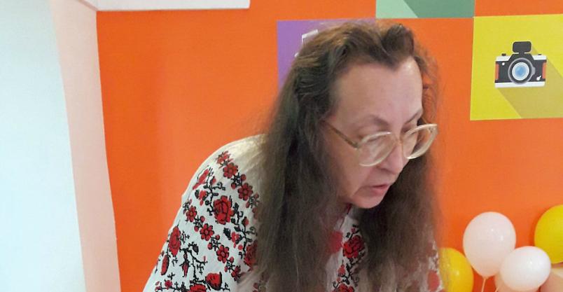 Spotkanie z ukraińskim malarstwem