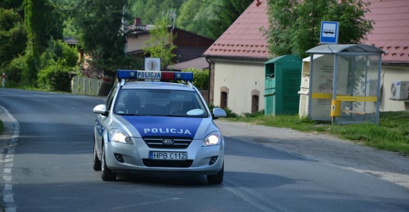 Szaleńczy pościg policji za pijakiem