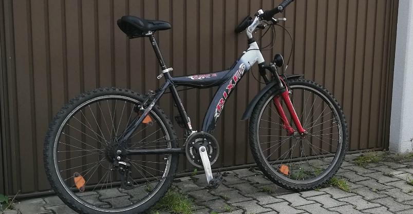 Kto zapomniał o rowerze?