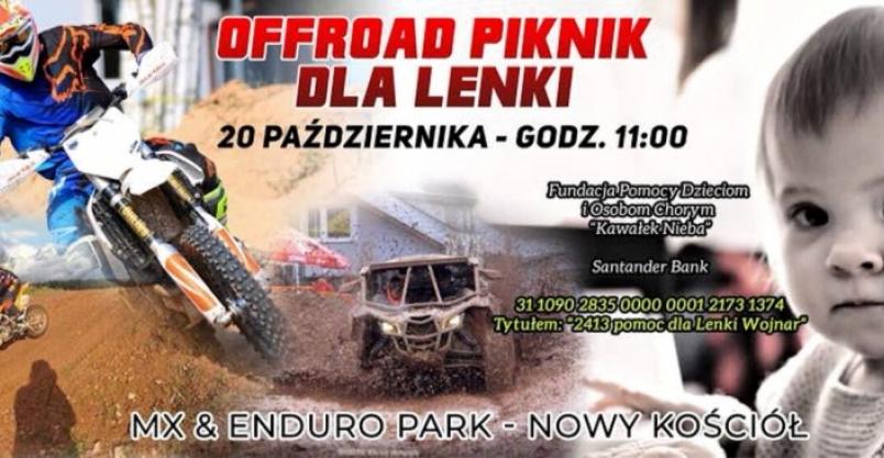 Trening z mistrzem Polski dla ratowania Lenki