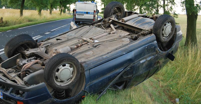 Tragedia na drodze – nie żyje 17-letnia pasażerka golfa (aktualizacja)