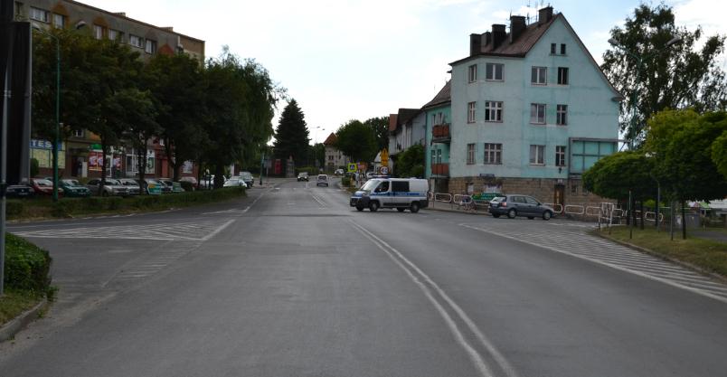 Szef DSDiK: Pieniądze na budowę ronda trafią do Złotoryi. Okrężną drogą