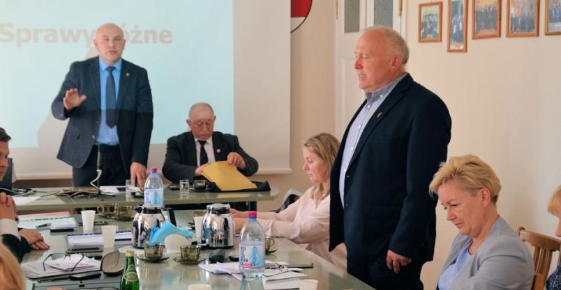 Radny Olszanicki czuje się zagrożony i składa zawiadomienie do prokuratury