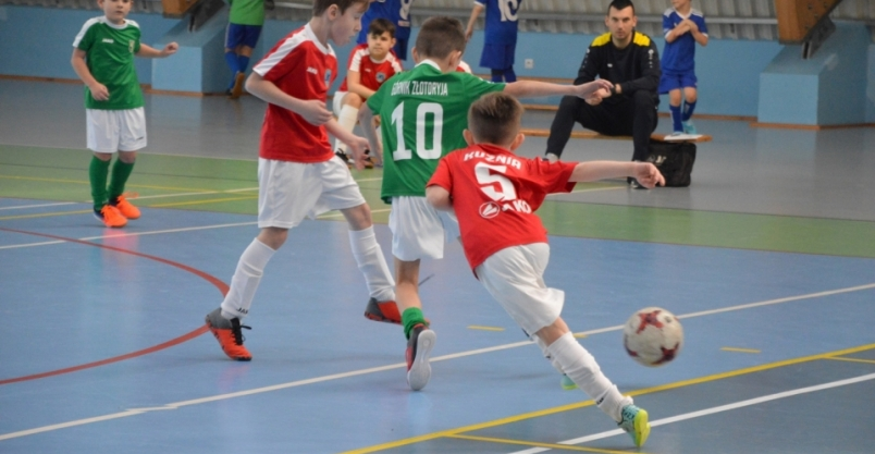 Setki młodych piłkarzy w Tęczy