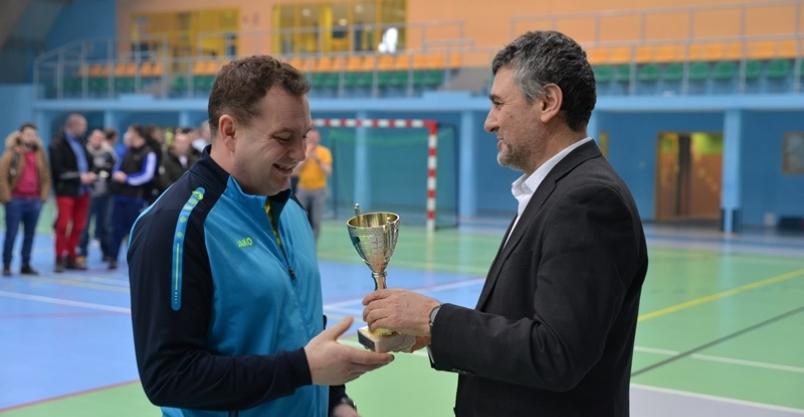 Puchar pojechał do Polkowic
