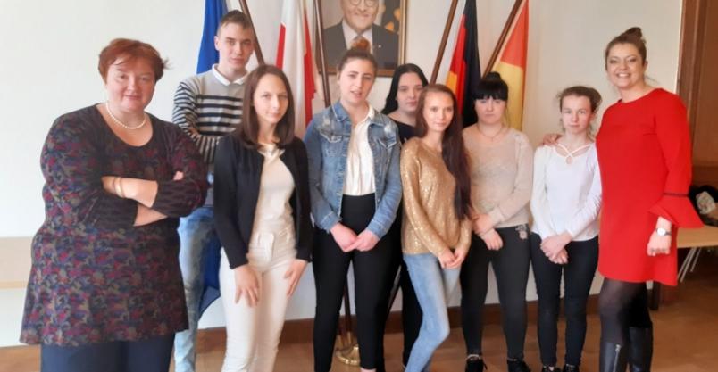 Z wizytą w niemieckim konsulacie