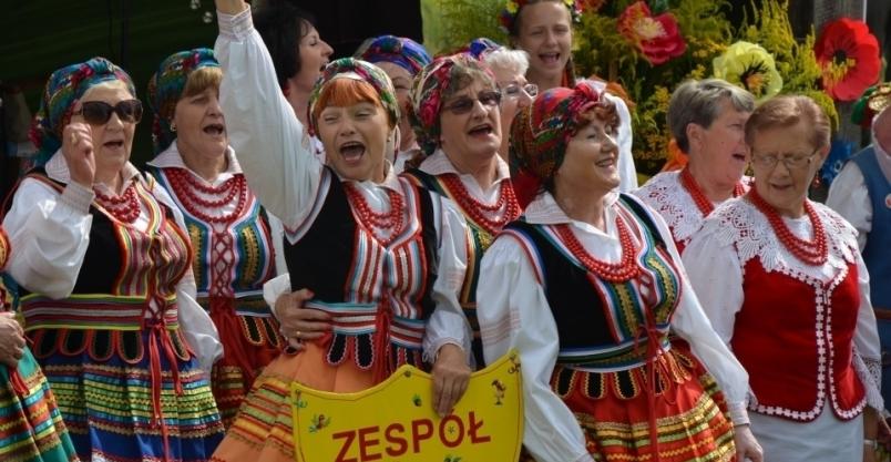 Kresowe rytmy w Pielgrzymce