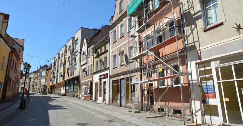 Miasto urealnia czynsze za swoje mieszkania