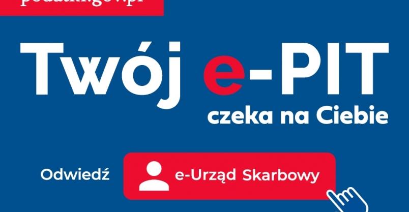 Twój e-PIT 2020 czeka na wypełnienie