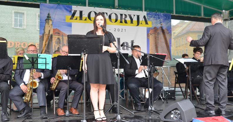 Złotoryja świętuje z orkiestrą