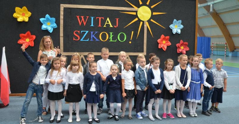 Dziennik elektroniczny w szkole na Wilczej jeszcze we wrześniu (FOTO)