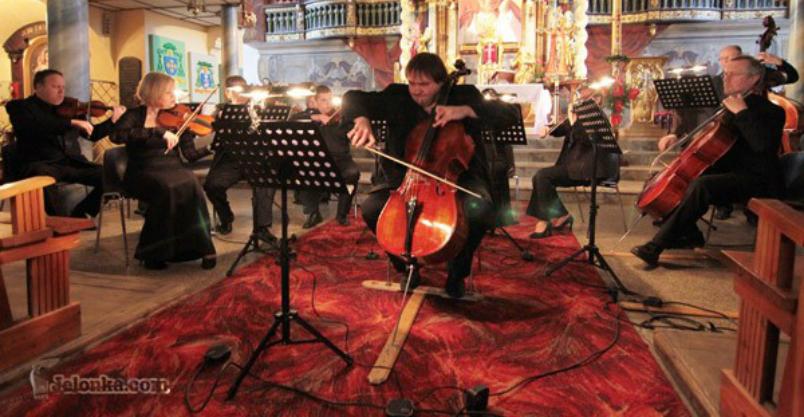 Filharmonicy zagrają w Złotoryi filmowe hity